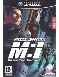 MISSION IMPOSSIBLE OPERATION SURMA for Gamecube