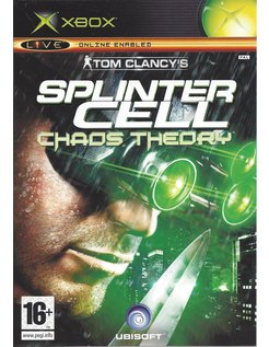 SPLINTER CELL CHAOS THEORY voor Xbox