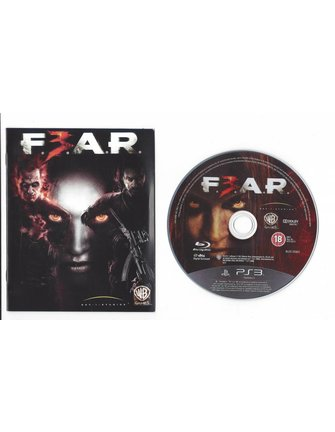 F.E.A.R. 3 - FEAR 3 voor Playstation 3 PS3