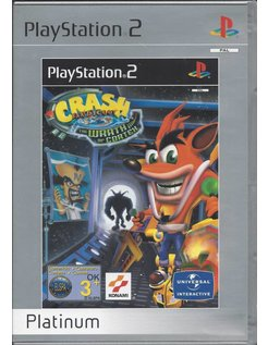 CRASH BANDICOOT THE WRATH OF CORTEX voor Playstation 2