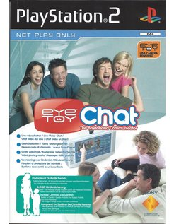 EYETOY CHAT für Playstation 2 PS2