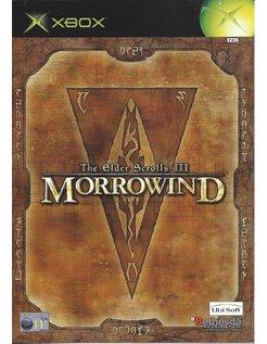 THE ELDER SCROLLS III (3) MORROWIND voor Xbox