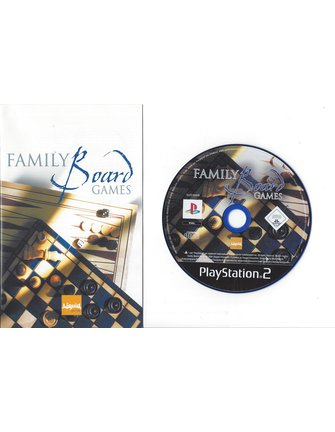 FAMILY BOARD GAMES voor Playstation 2 PS2