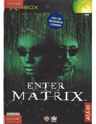 ENTER THE MATRIX voor Xbox