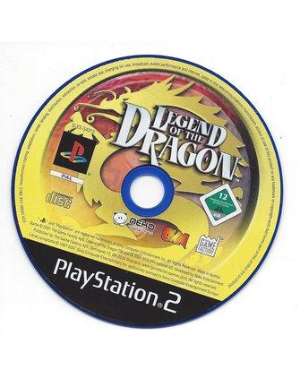 LEGEND OF THE DRAGON für Playstation 2 PS2