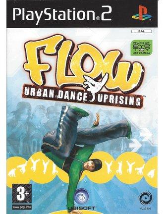 FLOW - URBAN DANCE UPRISING für Playstation 2 PS2