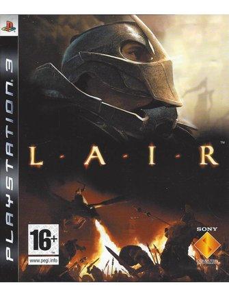 LAIR für Playstation 3 PS3