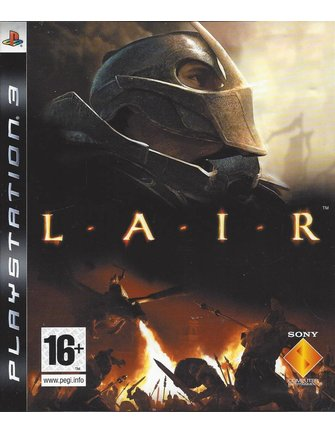 LAIR voor Playstation 3 PS3