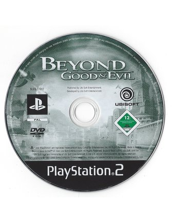 BEYOND GOOD AND EVIL für Playstation 2 PS2