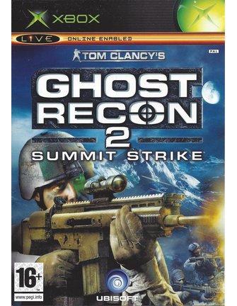 GHOST RECON 2 SUMMIT STRIKE voor Xbox - Copy