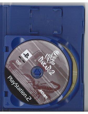 DAKAR 2 für Playstation 2 PS2