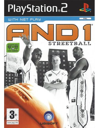 AND 1 STREETBALL für Playstation 2 PS2