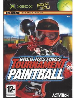 GREG HASTINGS' TOURNAMENT PAINTBALL for Xbox