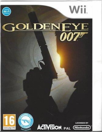 JAMES BOND GOLDENEYE 007 für Nintendo Wii