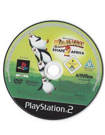 MADAGASCAR 2 für Playstation 2 PS2