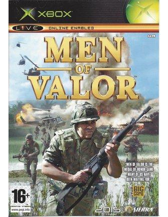 MEN OF VALOR voor Xbox