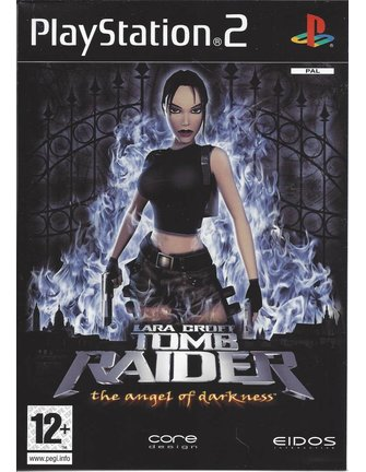 LARA CROFT TOMB RAIDER - ANGEL OF DARKNESS für Playstation 2 PS2