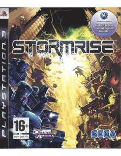STORMRISE voor Playstation 3 PS3