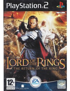 THE LORD OF THE RINGS - THE RETURN OF THE KING voor Playstation 2 PS2
