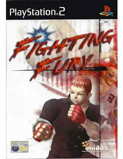 FIGHTING FURY voor Playstation 2 PS2