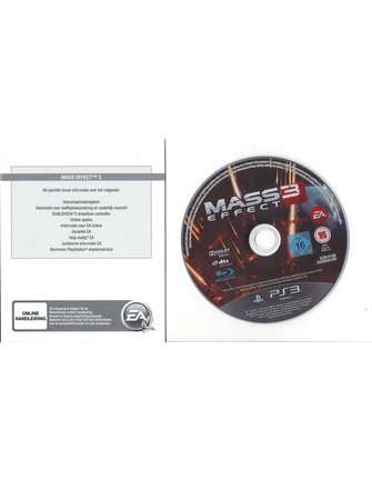 MASS EFFECT 3 für Playstation 3 PS3