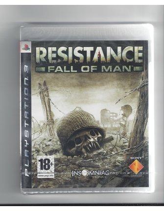 RESISTANCE FALL OF MAN voor Playstation 3 PS3 - NIEUW