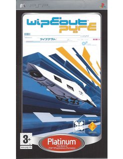 WIPEOUT PURE voor PSP