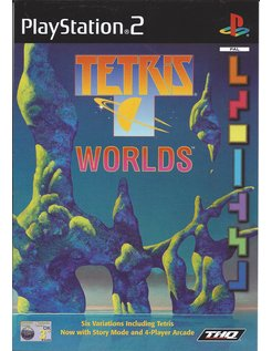 TETRIS WORLDS für Playstation 2 PS2
