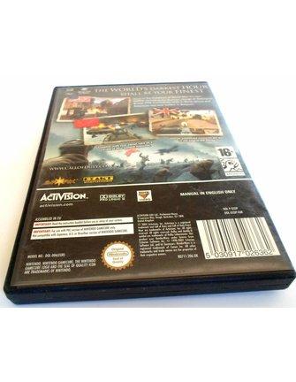 CALL OF DUTY FINEST HOUR voor Nintendo Gamecube