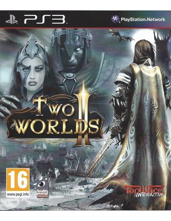 TWO WORLDS II for Playstation 3 PS3