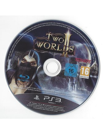 TWO WORLDS II voor Playstation 3 PS3