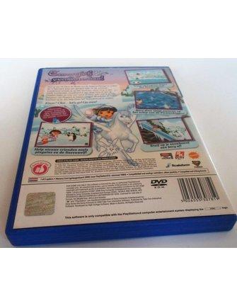 DORA REDT DE SNEEUWPRINSES for Playstation 2 PS2