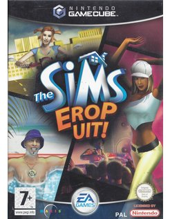 THE SIMS EROP UIT für Nintendo Gamecube