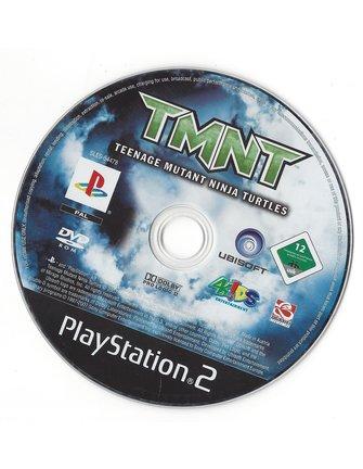 TMNT TEENAGE MUTANT NINJA TURTLES voor Playstation 2 PS2