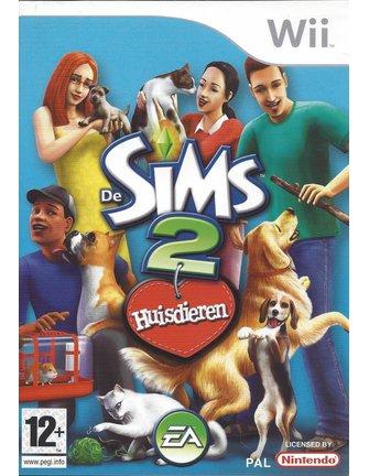 DE SIMS 2 HUISDIEREN voor Nintendo Wii
