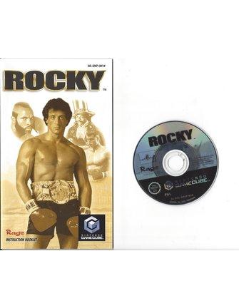 ROCKY for Nintendo Gamecube