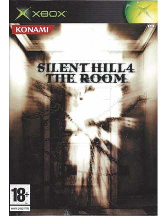 SILENT HILL 4 THE ROOM voor Xbox