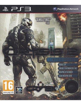 CRYSIS 2 für PS3 Playstation 3