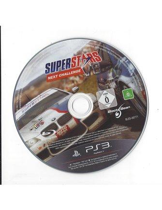 SUPERSTARS V8 NEXT CHALLENGE voor Playstation 3 PS3