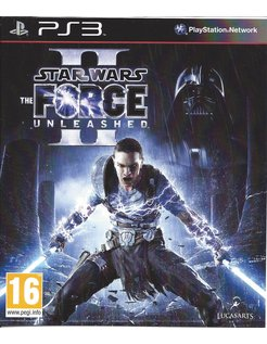 STAR WARS THE FORCE UNLEASHED II (2) voor Playstation 3 PS3