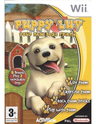 PUPPY LUV voor Nintendo Wii