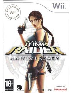 LARA CROFT TOMB RAIDER ANNIVERSARY voor Nintendo Wii