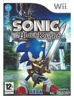 SONIC AND THE BLACK KNIGHT for Nintendo Wii