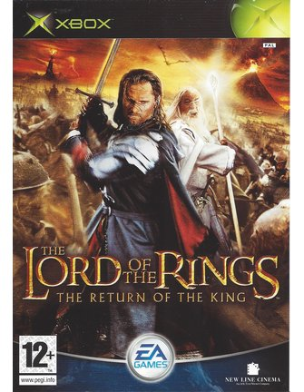 THE LORD OF THE RINGS - THE RETURN OF THE KING for Xbox - NL