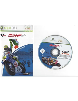 MOTOGP 07 MOTO GP 07 for Xbox 360
