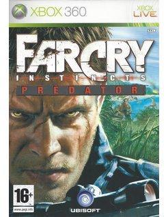 FAR CRY INSTINCTS PREDATOR voor Xbox 360