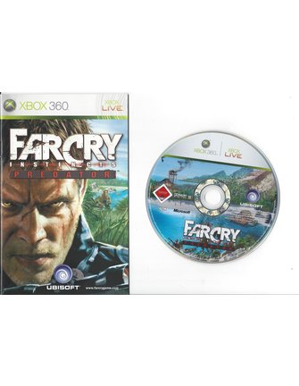 FAR CRY INSTINCTS PREDATOR voor Xbox 360