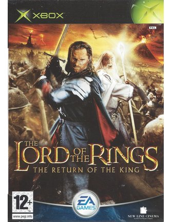 THE LORD OF THE RINGS - THE RETURN OF THE KING für Xbox - EN