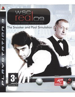 WSC REAL 09 voor Playstation 3 PS3