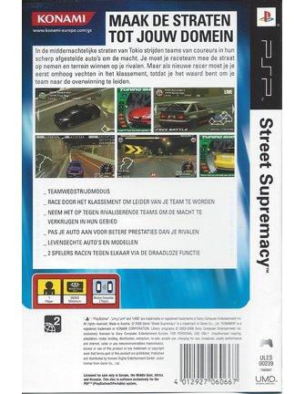 STREET SUPREMACY for PSP